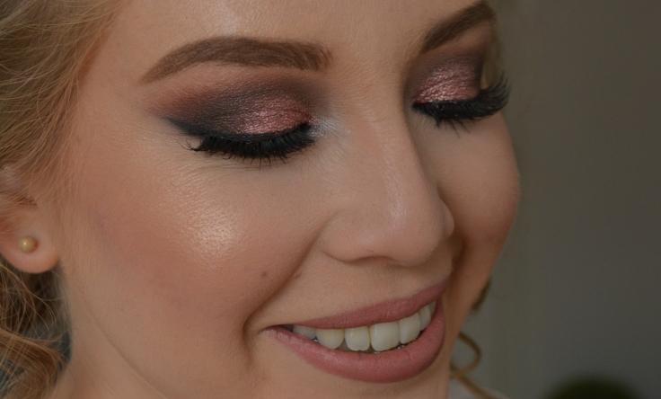 Maquillaje por Laura Alvarado